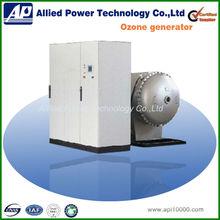 10kg/h Professional top-ranking ozone machine supplier