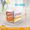 Dog transport cage/steel dog cage