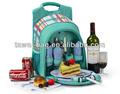 de alta calidad al aire libre 4 persona mochila de picnic