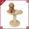 waterproof PE rattan handmade durable dog kennel