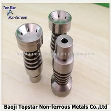 Universal Gr2 Domeless Titanium Nail for Vapor