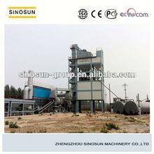 SAP120 stationary asphalt mixing equipment