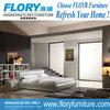 2014 Latest leather bed design for bedroom BL9081