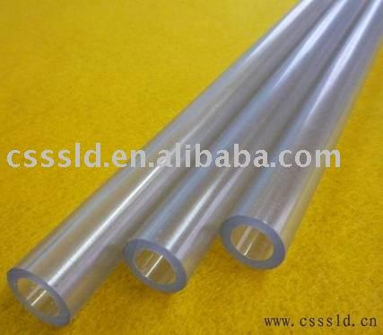 Tuyau souple transparent PVC
