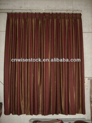 Hotel Curtains and Drapes, Sheer drapery