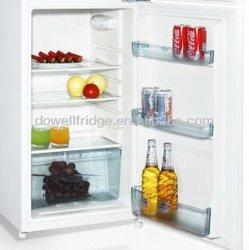 145L double door refrigerator