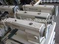 Protex/típico/baoma usado/segunda mão grande gancho de máquina de costura para couro protex máquina de costura