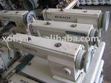 Protex / típica / BAOMA usado / segunda mão grande gancho máquina de costura para couro PROTEX máquina de costura