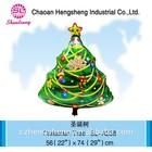 Inflatable custom foil balloon christmas decoration