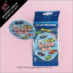 car freshener/car air fresheners wholesale/Paper air freshener