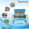Máquina de corte laser glc-1490 com ce& sgs