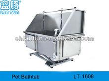 LT-1608 Electric lifting,dog bath,pet grooming tub