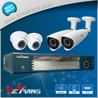 Wetrans DIY 4CH 1080P IP camera and NVR kit Home Security System