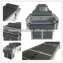 """automatic 24"""" Glossy UV Coating Machine(extended design)"""