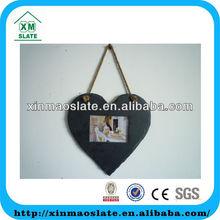 fabulous slate stone made wall hanging photo frame wholesale