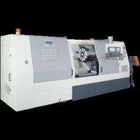 Taiwan brand low noise CNC horizontal turning center HL-35 Series