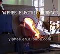 chatarra de frecuencia media de inducción horno de fusión