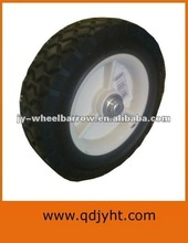 Solid rubber wheel SR0803