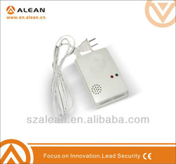 Wall Mounted Smart Home Device Natural Gas, LPG, Coal leakage detector