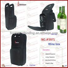 WinePackages neoprene bottle wine tote bags,neoprene bag,neoprene tote bag