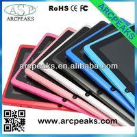 7 inch allwinner a13 tablet pc de 15 pulgadas