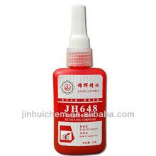 Industrial adhesive and sealant, High temperature resistance anaerobic adhesive Retaining Adhesive 648