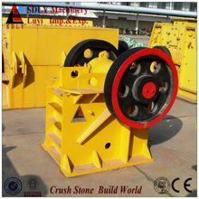 Small stone crushing equipment PE 250*400 small jaw crusher, small rock crusher