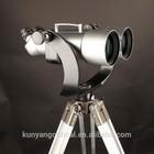 Large telescope with bak4 prism 25x100 high powerful long range waterproof binoculars