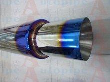 titanium alloy racing muffler