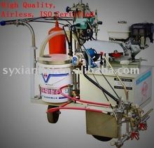 Hand-Push Airless Cold Paint Road Marking Machine