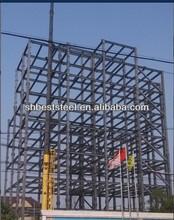 20 floor low cost Light Steel Structure prefab apartment building