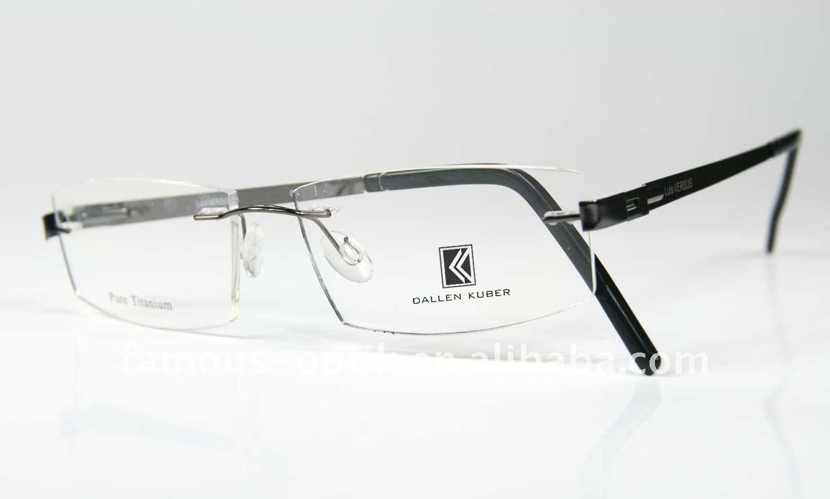 Titanio puro montatura in titanio silhouette occhiali for Occhiali in titanio da vista
