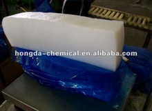 silicone rubber mixed with fumed silica