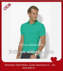 OEM high quality brand men Slim fit polo shirt