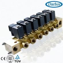2/2-way direct acting manifold solenoid valve,solenoid valve manifold,manifold valve