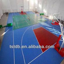 pvc flooring for basketball