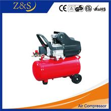 high pressure piston silent portable industrial air compressor
