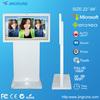 Hot Jingruns 42 inch hd touch screen photo kiosk