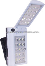 LED Rechargeable Emergency Light With Foldable Panel