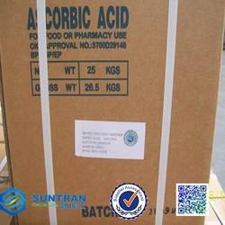 bulk high quality food grade natural organic pure vitamin c VC Antioxidant ascorbic acid CAS NO: 50-81-7 made in china