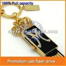 Free shipping & Logo 4gb modern mini usb flash drive Accept paypal