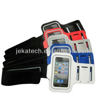 Running neoprene sport armband for iPhone 5