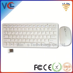 popular mini wireless keyboard and mouse set