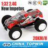 1:32 2.4G high speed New Impetus mini car(SPEC-2304) life size rc car