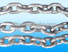 China de fábrica del precio barato eléctrico DIN766 corta eléctrica del acoplamiento de cadena, acero inoxidable cadena de eslabón corto