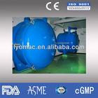 8000KG drying capacity food/fruit/vegetable freeze dryer --Steam heating