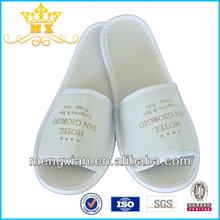 2014 printed eva men hotel disposaable slippers