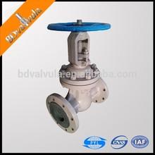 PN25 carbon steel gate valve PN25 cast gate valve