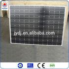 small size solar panel 30w 40w, solar panel for street lighting system