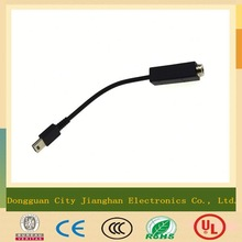 car audio aux 3.5mm usb cable with male to female jack plug china manufacturer